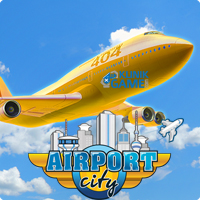 Download Airport City v4.8.16 APK MOD Unlimited Money Update Terbaru 2016