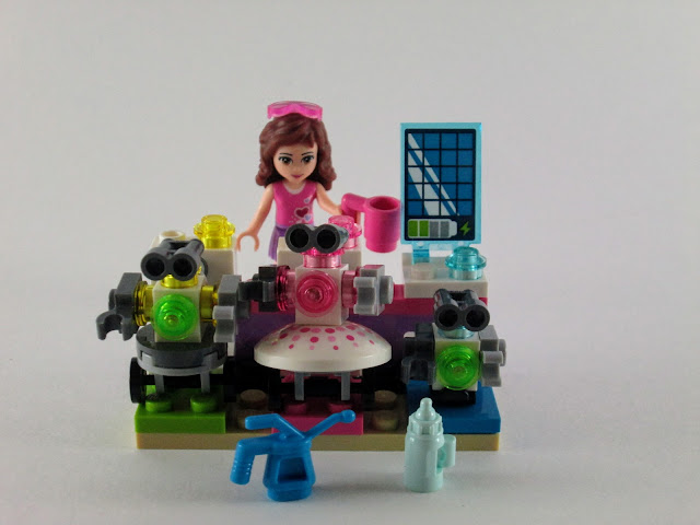 Set LEGO 41307 Friends Olivia's Creative Lab