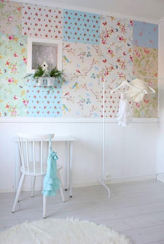 Cosas de palmichula opciones decorativas con papeles pintados for Papel pintado para forrar puertas de armarios