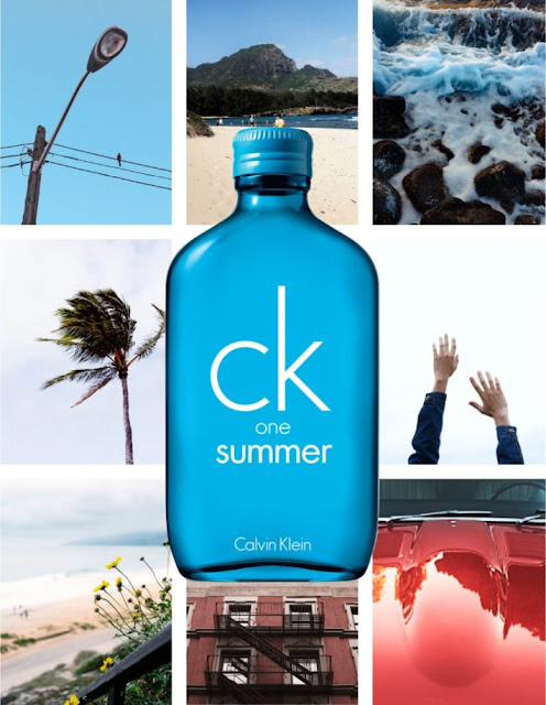 Calvin Klein One Summer 2018