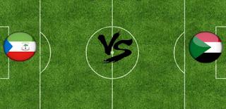 مشاهدة مباراة السودان وغينيا الاستوائية 22-3-2019 بث مباشر فى تصفيات امم افريقيا 2019