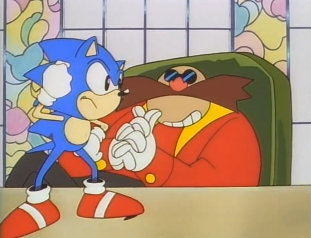 Cinema Sundays Sonic The Hedgehog Ova 1996