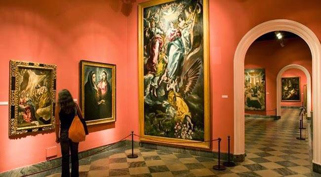 Greco Museo Santa Cruz obra