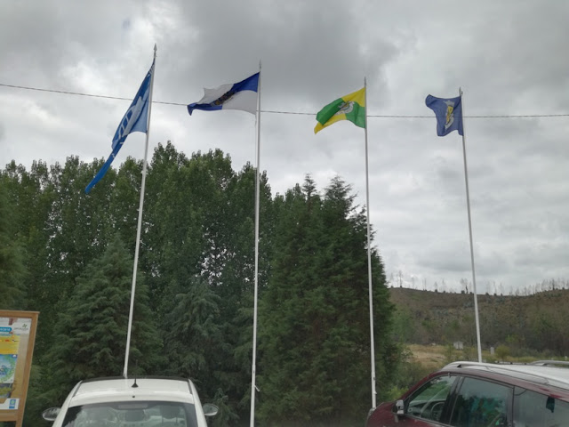 Bandeira Azul da Praia Fluvial do Vimieiro