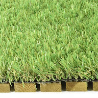 Greatmats outdoor artificial turf tile