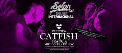 CATFISH en Solar Resto Bar