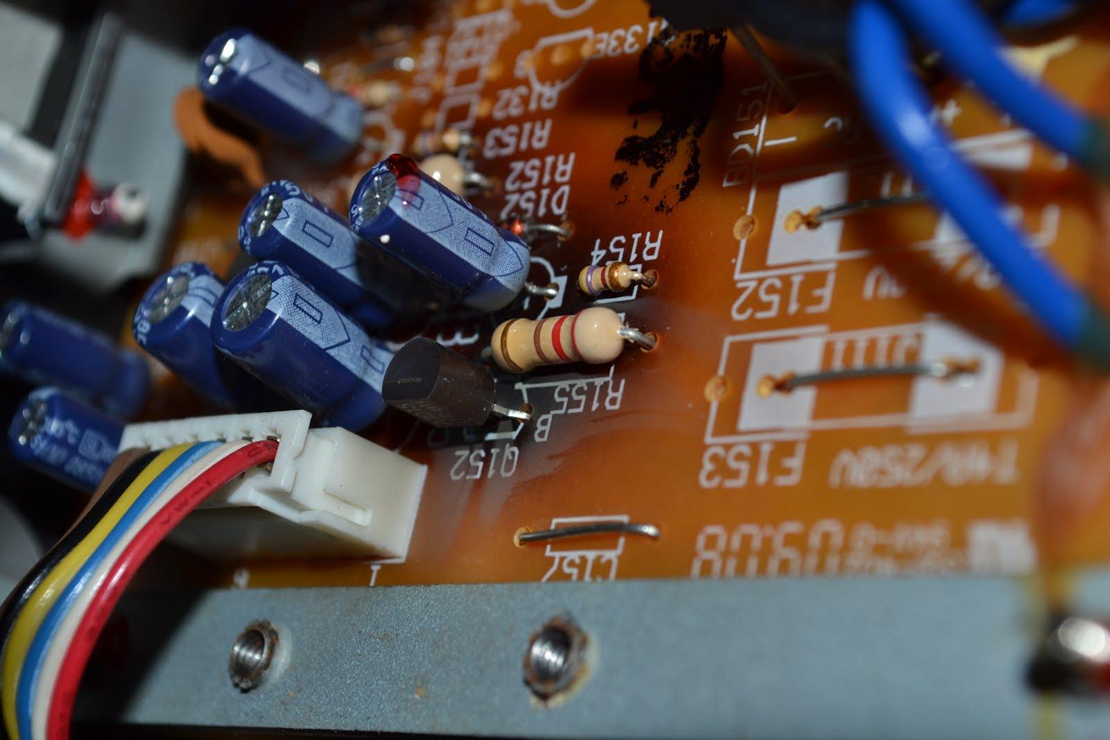 Doz' Blog: Tannoy SFX5 1 Powered subwoofer repair