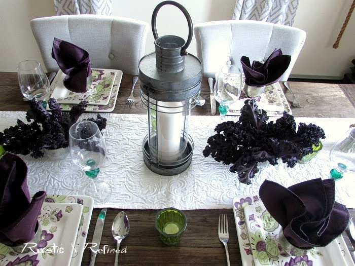Pinterest Table for Spring