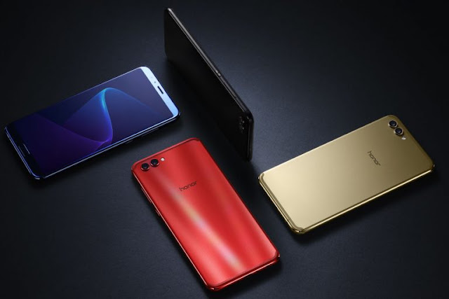 Honor V10 Launched with dual cameras, 18:9 display:Full Specifications, Pricing & Availability