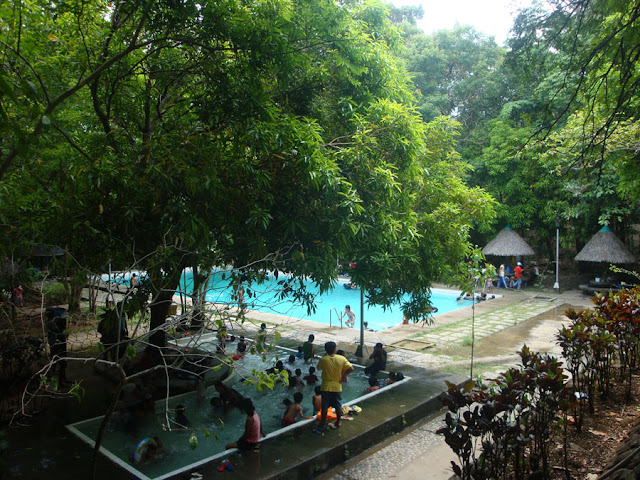 Manleluag Hot Spring Swimming Pools