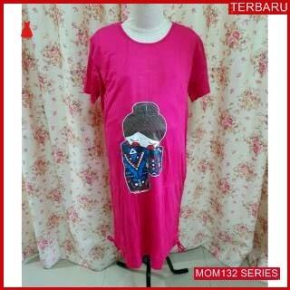 MOM132D17 Dress Hamil Menyusui Jumbo Japanese Dresshamil Ibu Hamil