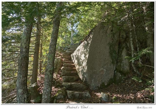 Diederich's Climb: ...