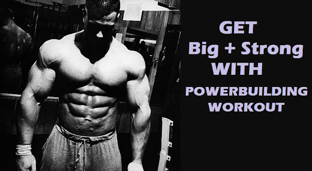 powerbuilding workout