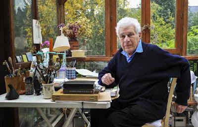 Nos deja el escritor, pintor, ensayista y poeta John Berger.