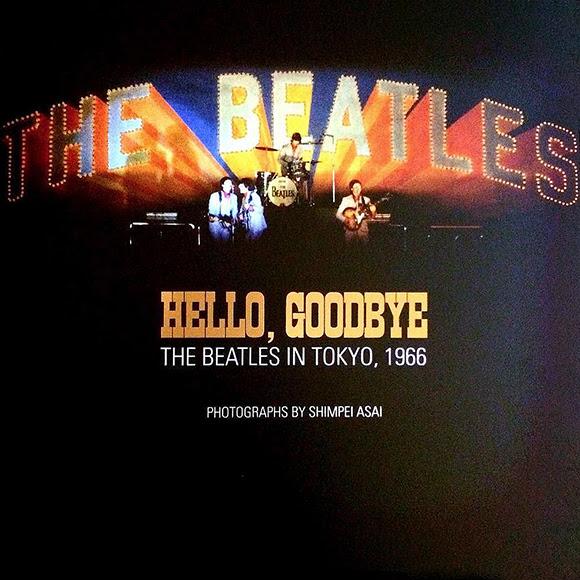 "Shimpei Asai - <i>Hello, Goodbye<span class=""fine"">&nbsp;</span>: The Beatles in Tokyo, 1966</i>"