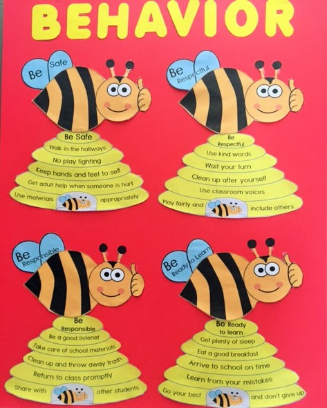Behavior Bees and Interactive Journals
