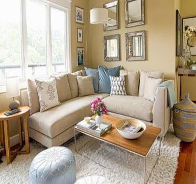 Inspirasi Desain Interior Ruang Keluarga Minimalis