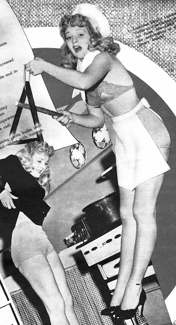 1942 light erotica dinner triangle