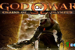 How to Download Game God of War Chainz of Olympus for PC Laptop