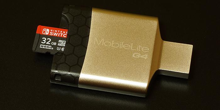 キングストン MobileLite G4 FCR-MLG4を使った感想レビュー
