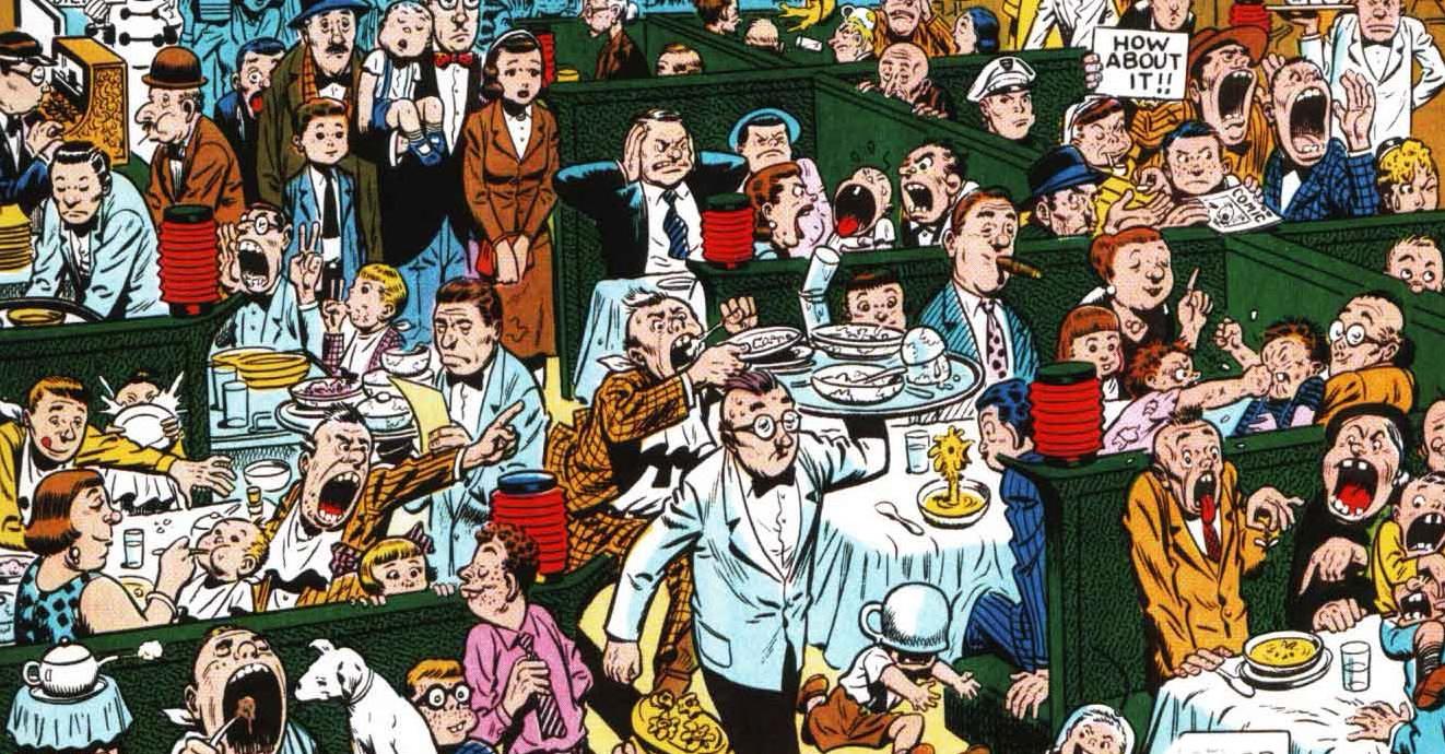 Screwball Comics: H.M. Bateman and The Speed of Life: Four ...