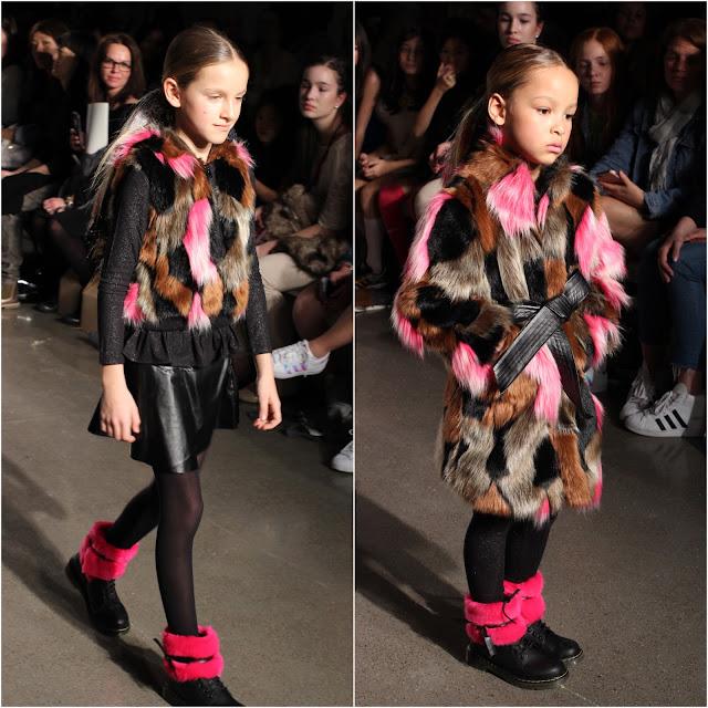 Fur Vest & Coat for Girls | Imoga | FW16 | Chichi Mary Blog