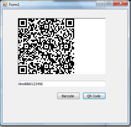 Generate Barcode and QR Code in C# - C# Tutorials