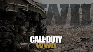 COD WW2 PS Vita Wallpaper