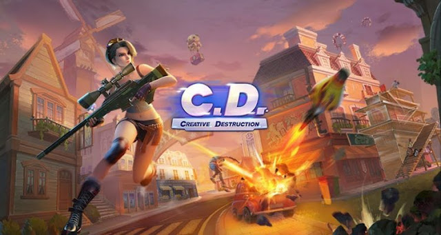 Creative Destruction Top Battle Royale Games On Mobile Phones Like PUBG Mobile To Download On Android and iOS