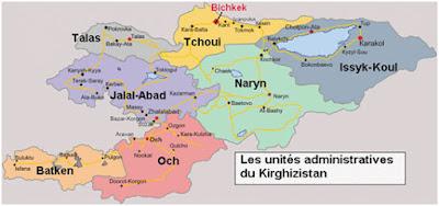 Kirguistán entre rivalidades de poder