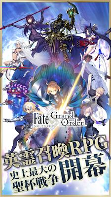 Fate/Grand Order Mod APK (Massive Damage)