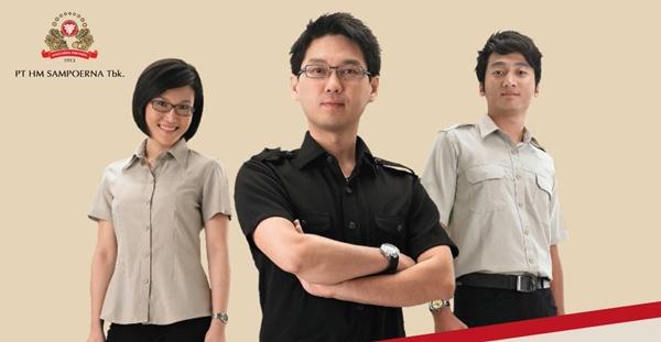 Lowongan Kerja  di Surabaya PT HM Sampoerna Tbk (5 Posisi)