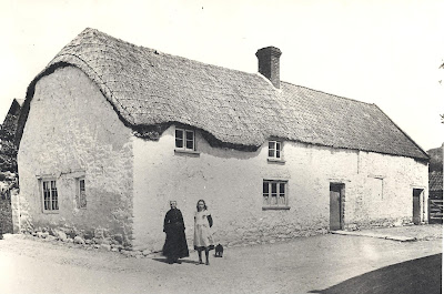 Hannah's cottage in Cheddar