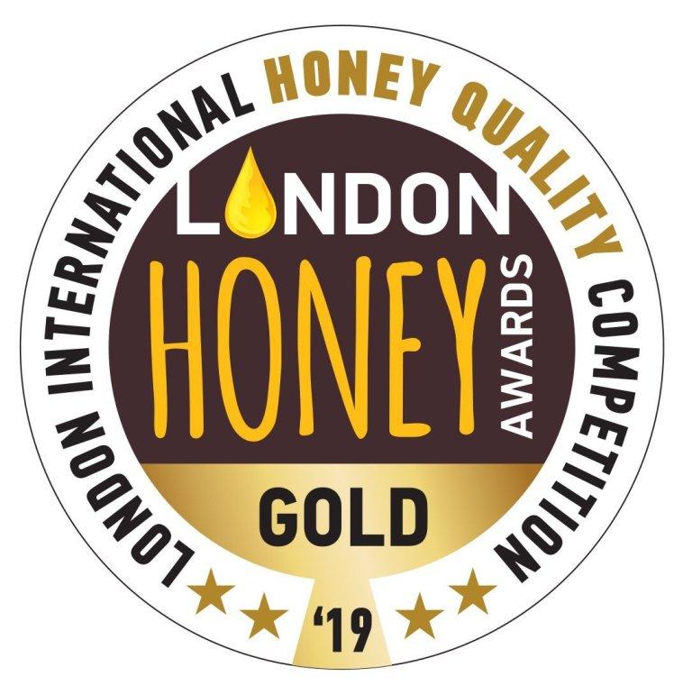 Μέλι Χαλκιδικής Γεωργάκα  Βραβεία στο London honey awards 2019