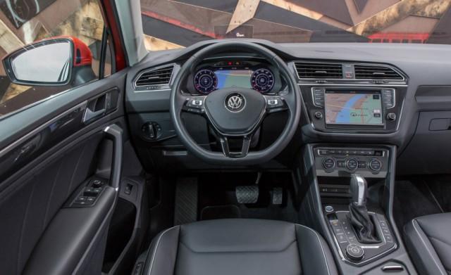2018 VW Tiguan Specs, Performance, Price, Release date