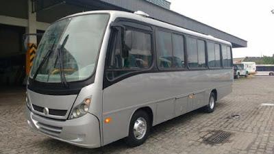 Micro-ônibus que faz linha SAJ/Cruz das Almas é tomado de assalto com passageiros e abandonado em Feira