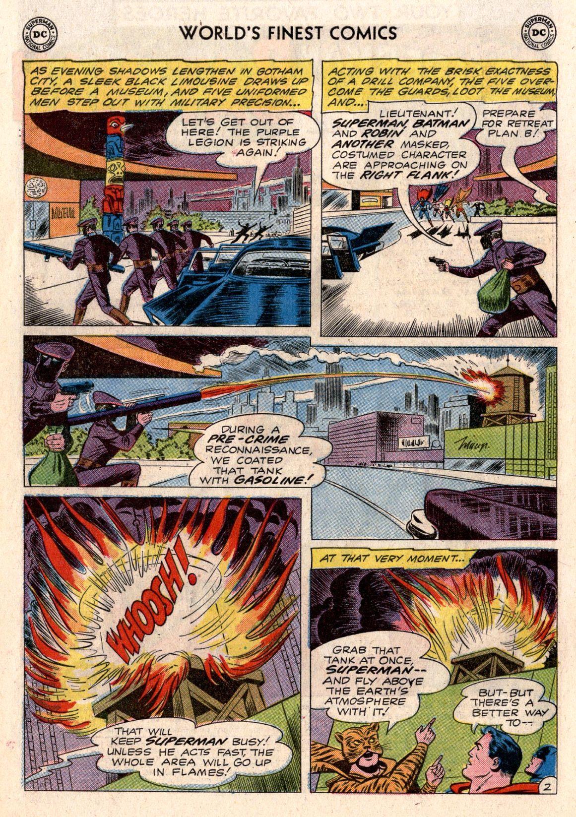 Read online World's Finest Comics comic -  Issue #119 - 4