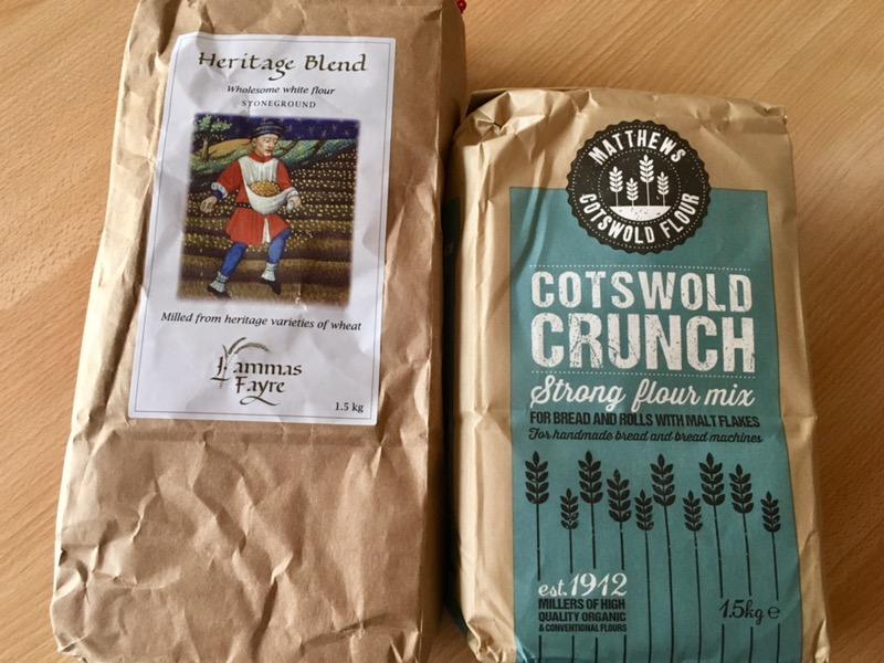Cotswold Crunch Heritage Brood Engeland