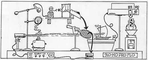Rube Goldberg Gui