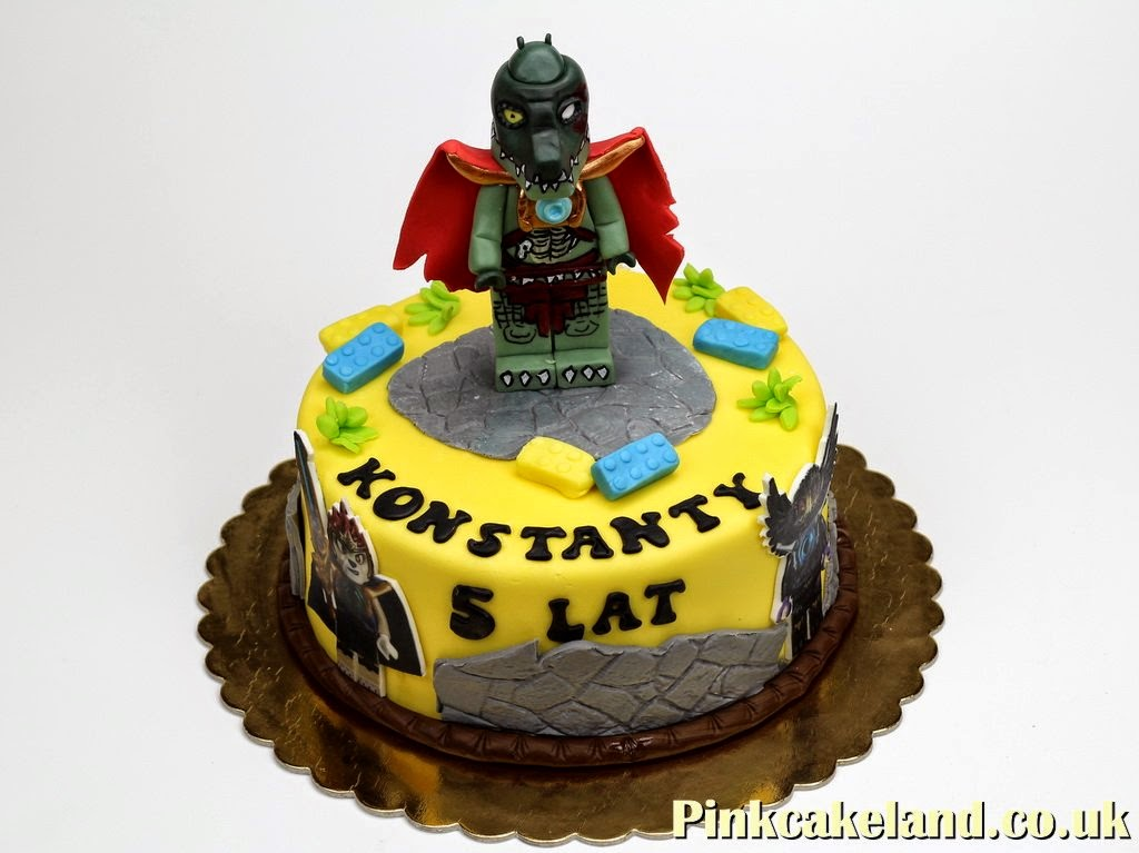 Lego Chima Cakes London