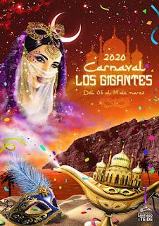 Santiago del Teide - Carnaval 2020 - Jonás Emanuel Hernández Plasencia