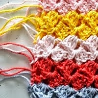 DIY ajour-crochet-stitch