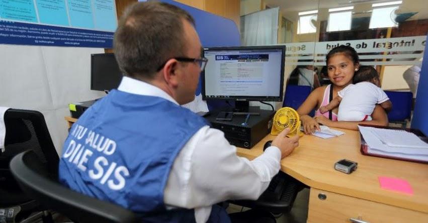 SIS: Conoce los pasos y requisitos para afiliarte al Seguro Integral de Salud - www.sis.gob.pe
