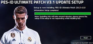 Update Patch PES 2013 Terbaru 2018 PES-ID Ultimate v3.1