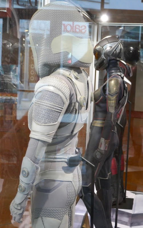 Ant-Man and Wasp Ghost costume back