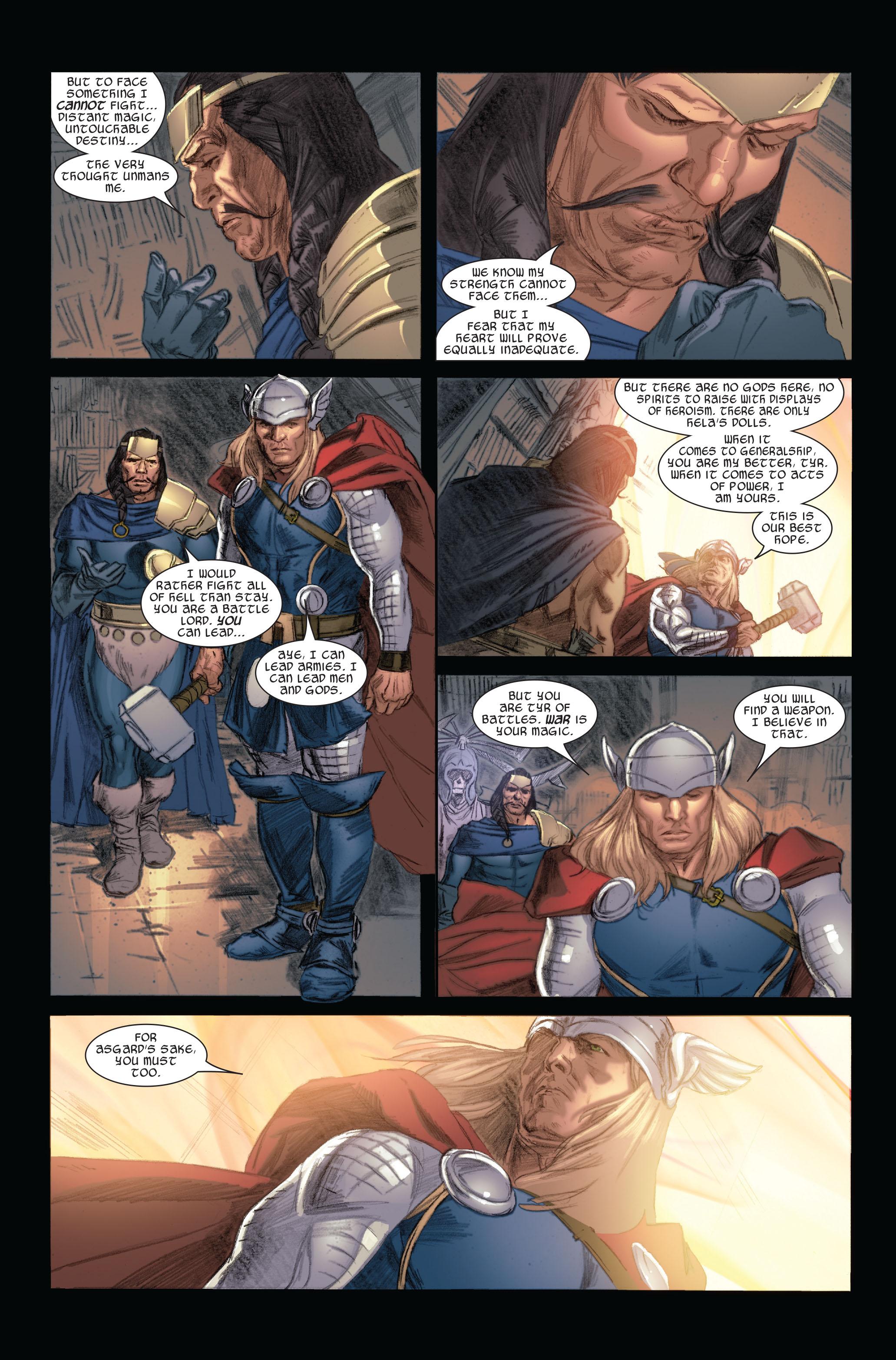 Thor (2007) Issue #612 #25 - English 21
