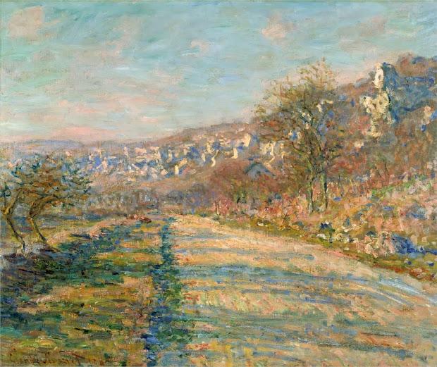 Claude Monet Paintings 1880