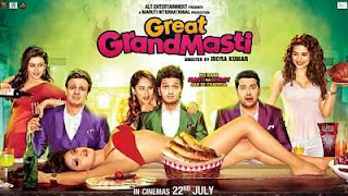 Great Grand Masti 2016 Hindi DvdScr 300MB