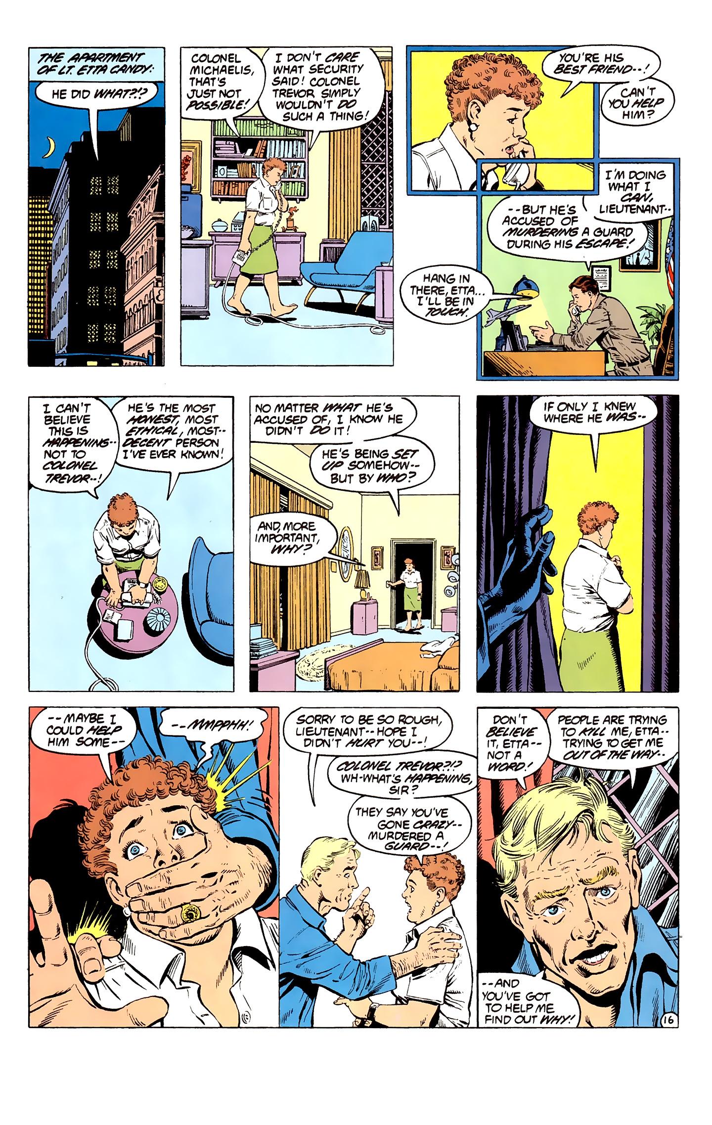 Read online Wonder Woman (1987) comic -  Issue #3 - 17