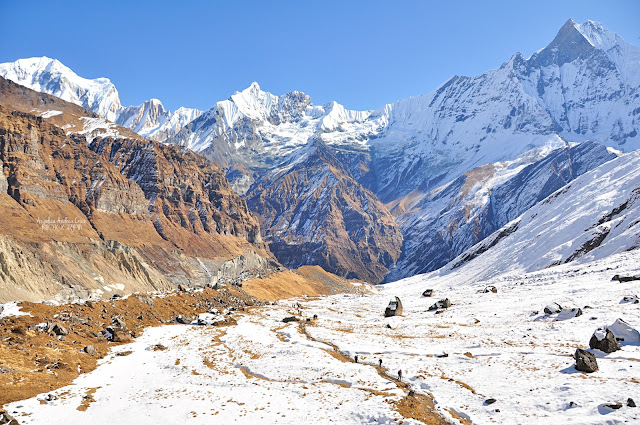 Annapurna Base Camp Winter Trekking